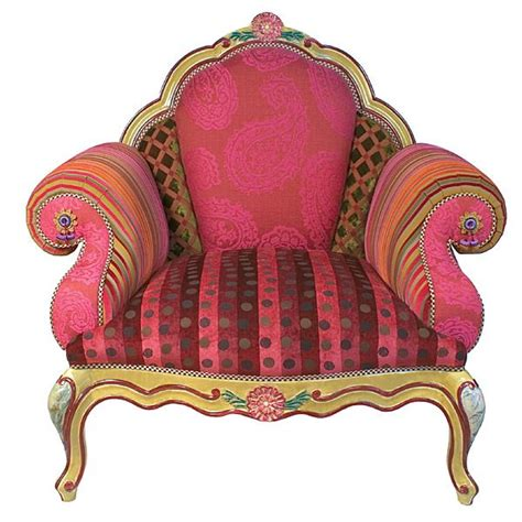 Childs Pink Armchair by 37 Best Images About Mackenzie Childs On Furniture Painted Chairs And Child Chair