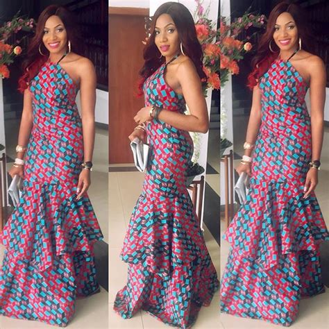 latest 2016 styles of ankara gowns in pinterest latest ankara gown styles 2017 for ladies