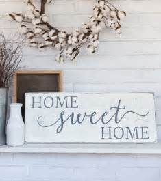wall decor signs for home home sweet home rustic wood sign rustic wall decor