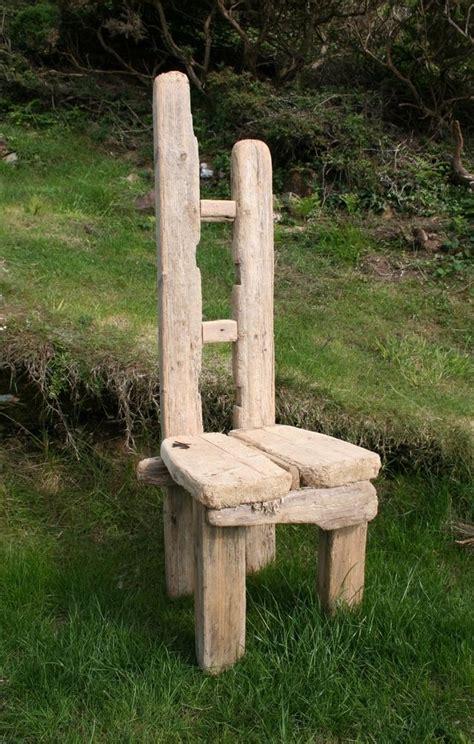 diftwood chair drift wood garden chair driftwood garden