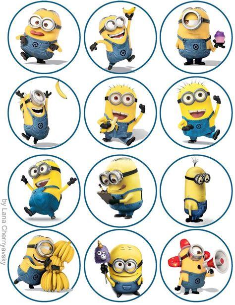 imagenes minions cupcakes m 225 s de 25 ideas incre 237 bles sobre minions dibujos en