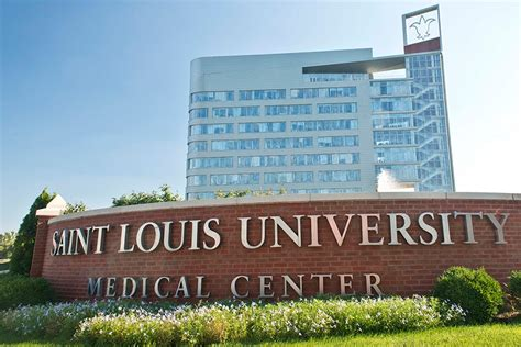 Slu Finder Slu Named Center Of Excellence For Hereditary Neuropathy Slu