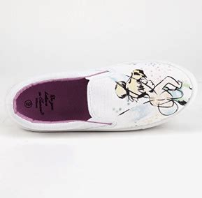 disney discovery tinker bell slip  shoes