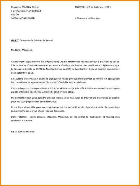 Lettre De Motivation Entreprise Dcg Alternance 8 lettre de motivation dcg lettre de preavis