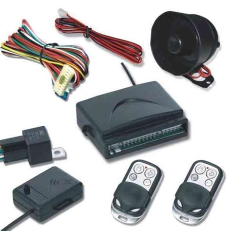 Alarm Motor Tad nt898f one way car alarm system beret china alarm security protection products