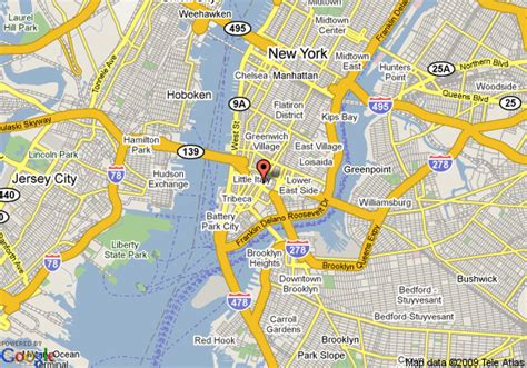 downtown new york city map inn downtown new york city new york deals see