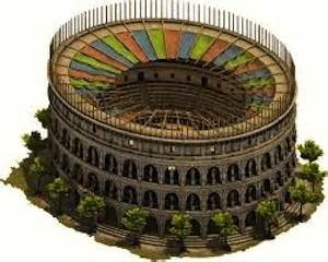 colosseum awning ancient rome colosseum