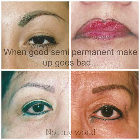 how to find a great semi permanent make up technician the