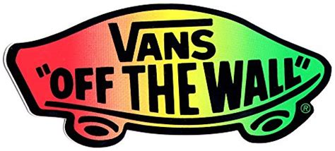 vans the wall sticker vans shoes the wall sticker 15cm wide approx for