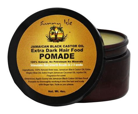 Black Pomade buy isle jamaican black castor hair