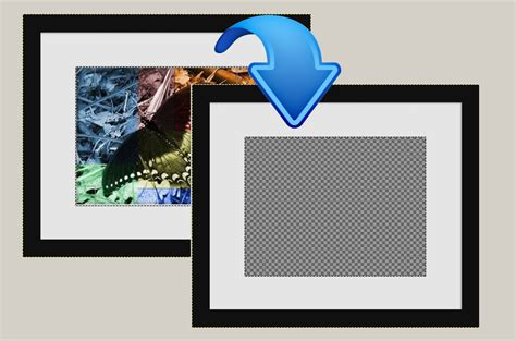 gimp creating a border 4 lessons in gimp