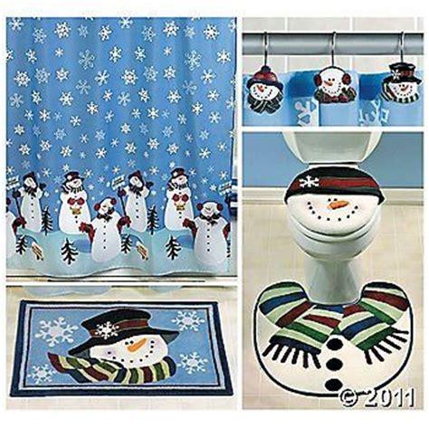 snowman bathroom decor 39 best snowman bathroom images on