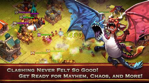 clash of lord mod apk clash of apk v1 0 356 for android apklevel