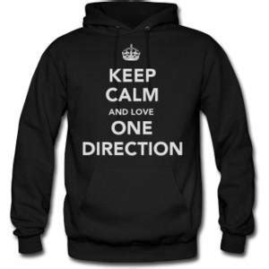 Kaos Wanita One Direction 7 Wnt Afm28 jual hoodie keep calm and one direction one clothing di lapak one clothing one clothing