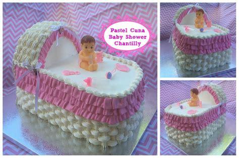 Fotos De Pasteles De Baby Shower by Pastel De Cuna Paso A Paso Para Baby Shower