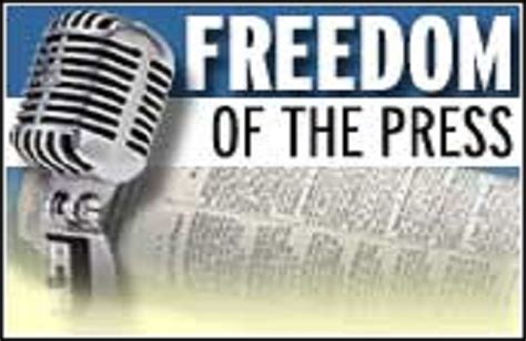 The Press by Freedom Of Press Pictures To Pin On Pinsdaddy