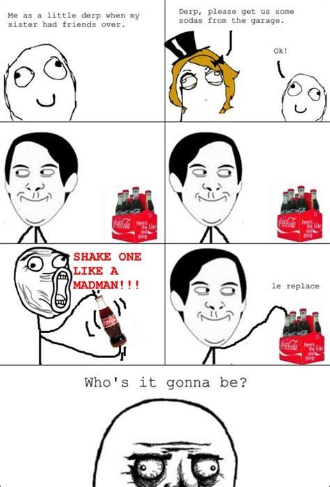 Rage Comic Meme Faces - funny rage comics 10 pics