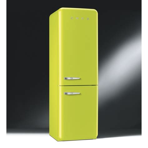 lime green kitchen appliances smeg cookers appliances fab 50 s retro fab32rfl fanned