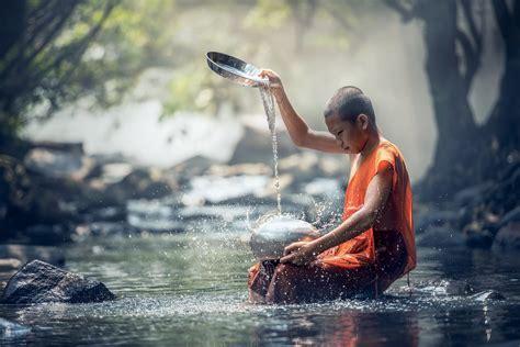 imagenes espirituales en hd fondo de pantalla de chico r 237 o budismo meditaci 243 n