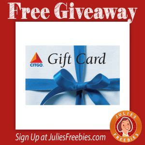 Citgo Gift Card - free citgo gift card giveaway freebies list freebies by mail free sles by mail