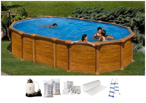 Kolam Renang Oval Frame Pool Set 610 X 366 X 122 Intex 28194 Family 1 ovalpool set bw hydrium oval pool set with ovalpool set gre set ovalpool avantgarde