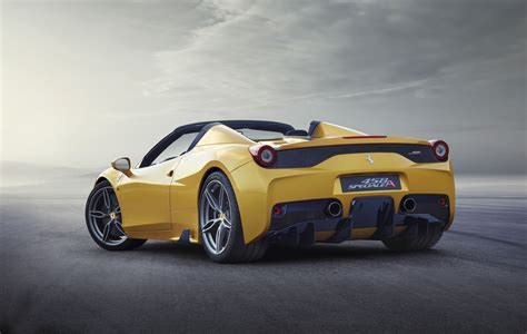 newest ferrari ferrari 458 speciale aperta walked up in a new ferrari