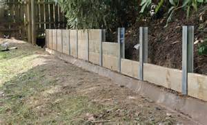 surewall a simple and easy retaining wall system