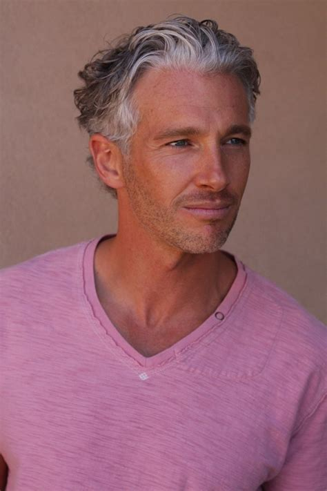 best mens hair product for gray hair 85 best images about mannen met grijs haar men with grey