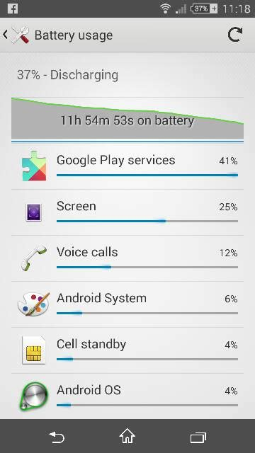 why is my android so why is services using up so much of my battery android forums at androidcentral