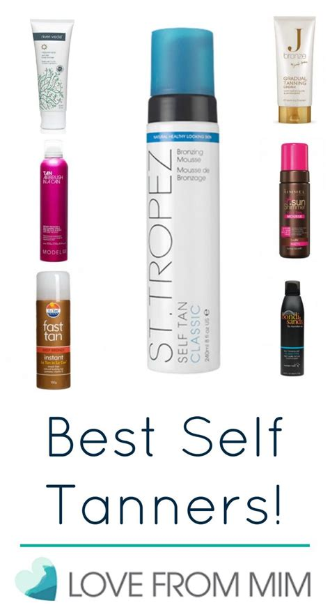 12 Best Self Tanners by 7 Best Self Tanners That Work For All Budgets Faster