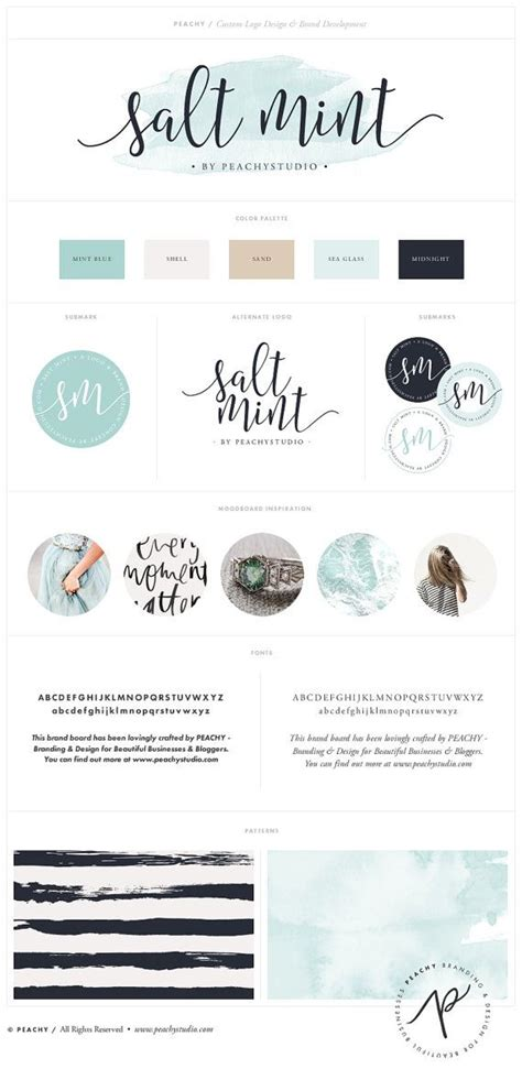 comprehensive layout definition the custom logo design branding packages from peachy are