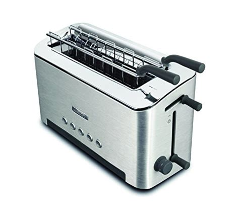Tostapane Kenwood Ttm312 by Kenwood Ttm610 Persona Collection Toaster With Adjustable