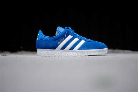 adidas gazelle ii blue white sole collector