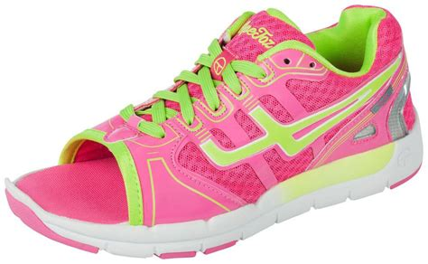 open toe athletic shoes opetoz medium width only pink green