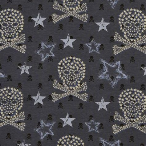 how to cut jersey knit fabric grey skull print jersey knit fabric lovefabric ie