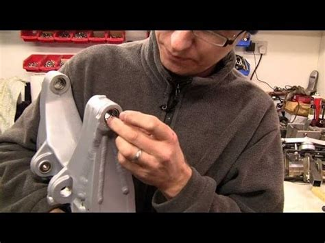 Bearing Swing Arm Vixion ep 15 replacing swingarm bearings part 2 garage
