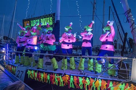 marina del rey boat parade 2017 2017 boat parade recap