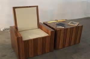 stash furniture table converts to chair stashvault