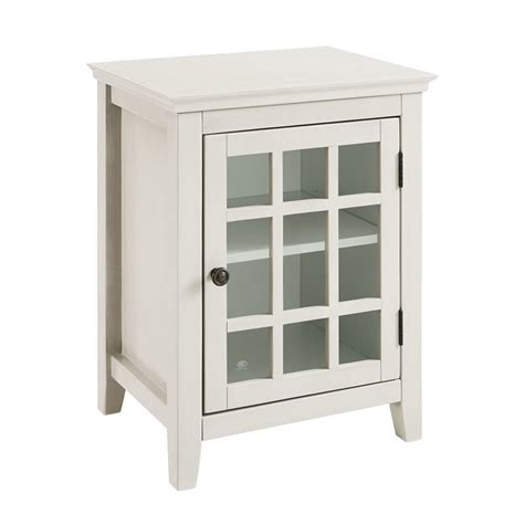 antique white curio cabinet antique curio cabinet in white 650201wht01u