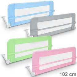 barri 232 re de lit pour enfant 102 cm coloris au choix bleu
