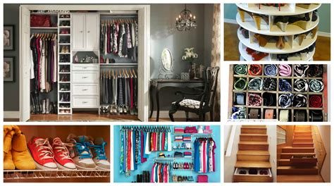 creative ways to store clothes 20 creative ways to maximize closet space by diy