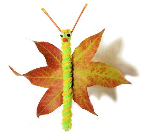 leaf craft for butterfly craft ideas free butterfly crafts for