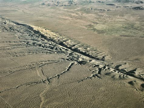earthquake line san andreas fault 6th grade plate tectonics