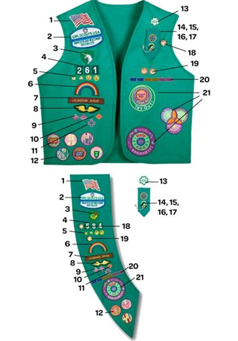 junior sash and vest pinterest the world s catalog of ideas