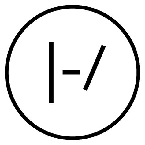 twenty one pilots symbol yo quiero pinterest pilot
