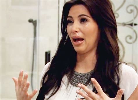 Kim Kardashian Crying Meme - you can now get kim k s ugly crying face on a t shirt