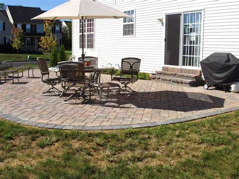 Designs For Backyard Patios Backyard Patio Ideas Landscaping Gardening Ideas
