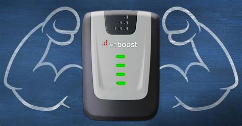 cell phone antenna upgrades  wilson weboost home signal