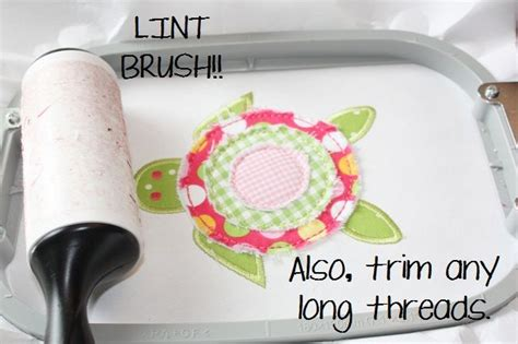 Embroidery Applique Tutorial by Raggy Applique Tutorial Sewing Machine Embroidery