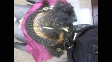 sewn in tracks to cover bald spots on side of hair for black women haircuts to hide alopecia haircuts models ideas